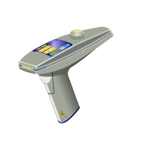 Phaser vector image