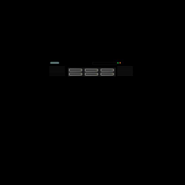 Generic rackmount server vector