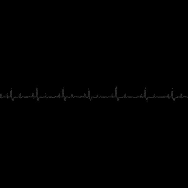 Electrocardiogram Line