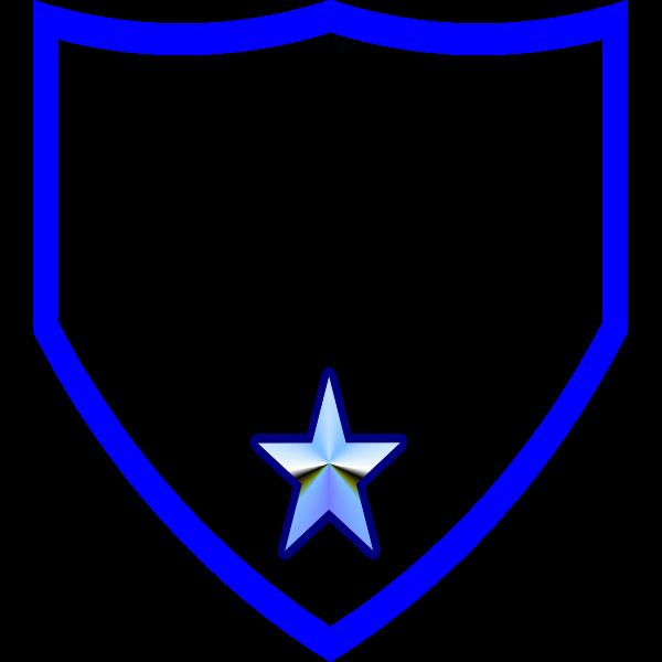 Alarm system vector sticker