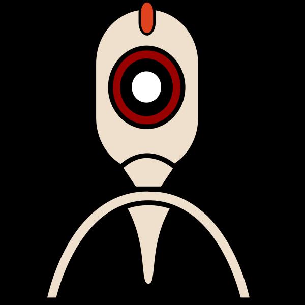 Webcam symbol clip art