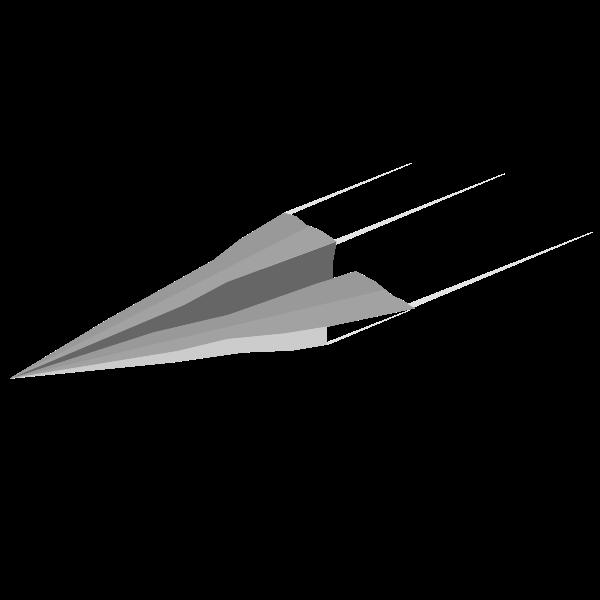 Paper plane image