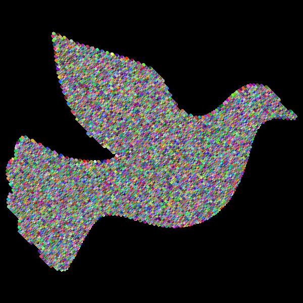 Peace Dove Geometric
