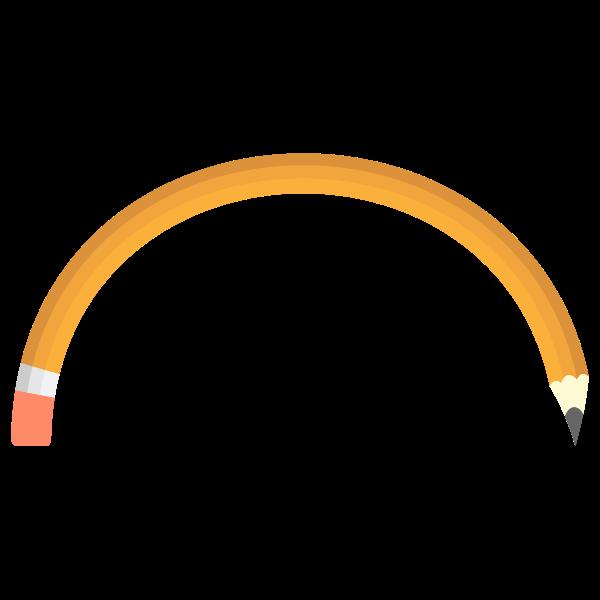 Pencil arch