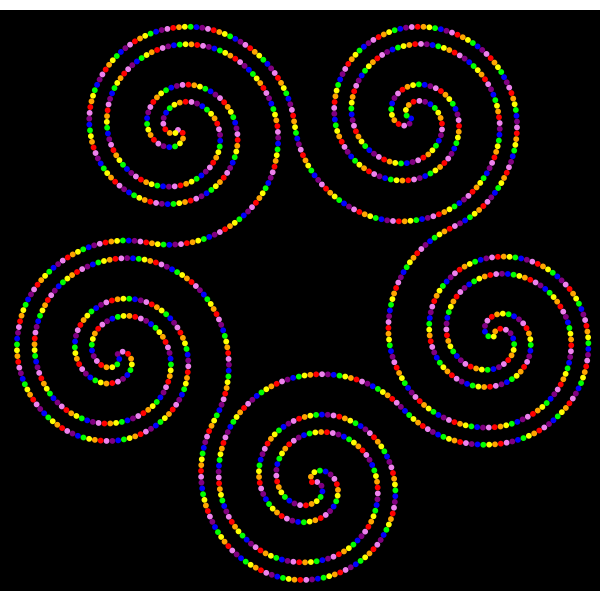 Polyskelion Beads