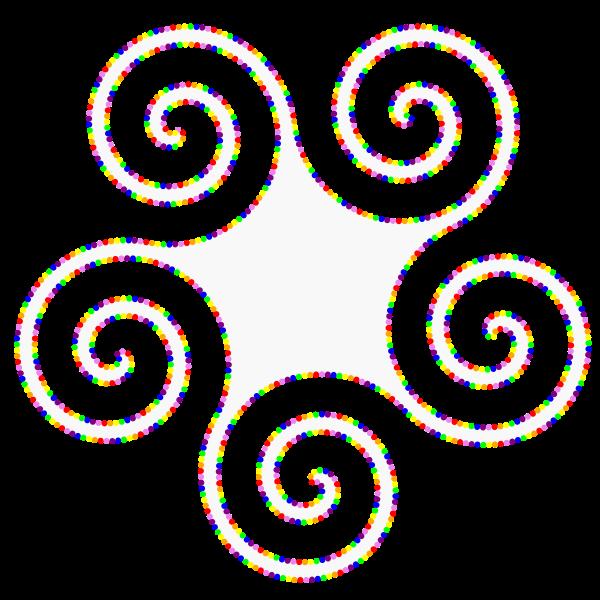 Animated Polyskelion Beads