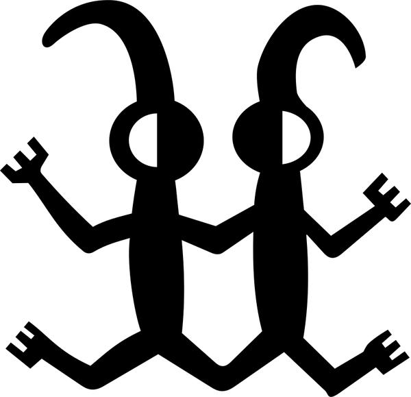 Petroglyph Twins