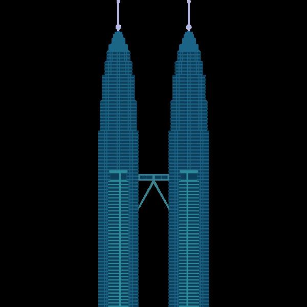 Petronas Towers v3