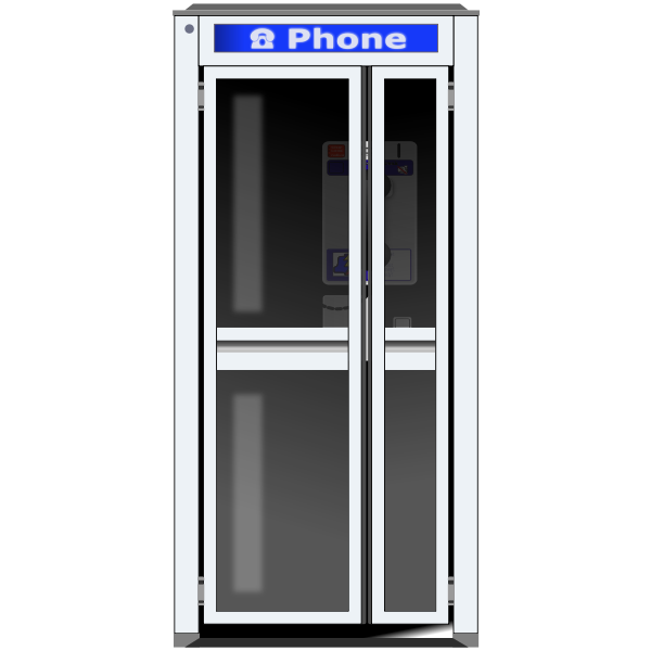 Telephone booth-1574996382
