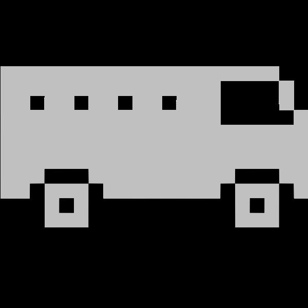 Gray van