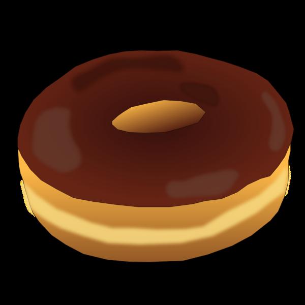 Plain Donut 2