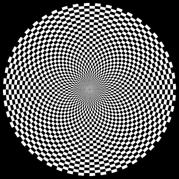 Polar Checkerboard