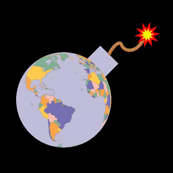 Globe bomb