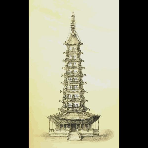 Porcelain Tower