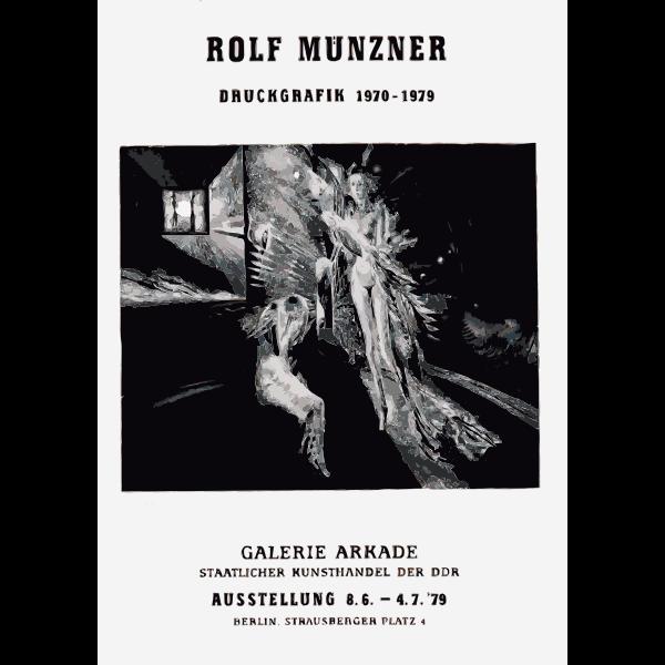 Berlin gallery poster