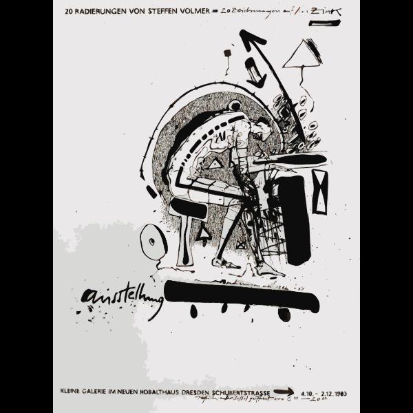 Artist poster