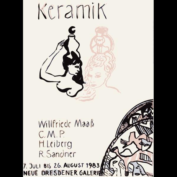 Art exhibit in Germany