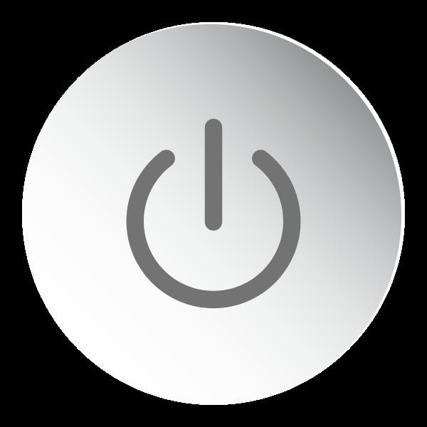 Power button ccon
