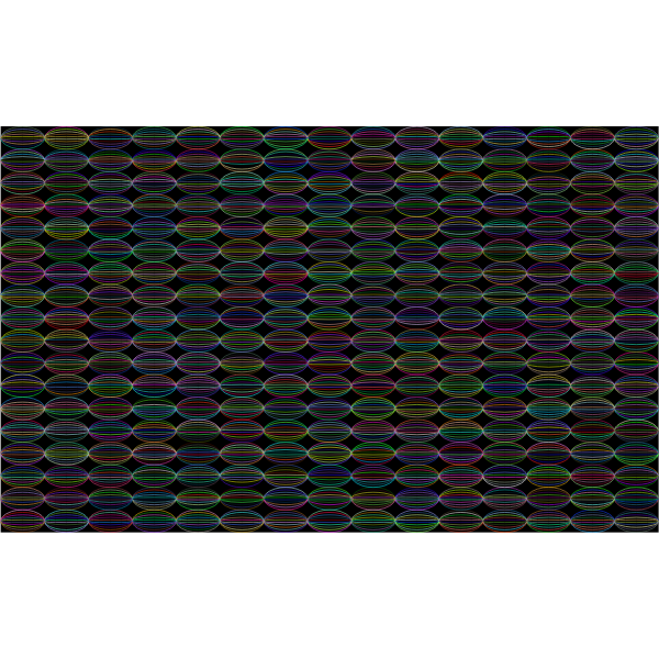 Prismatic Abstract Line Art Pattern Background