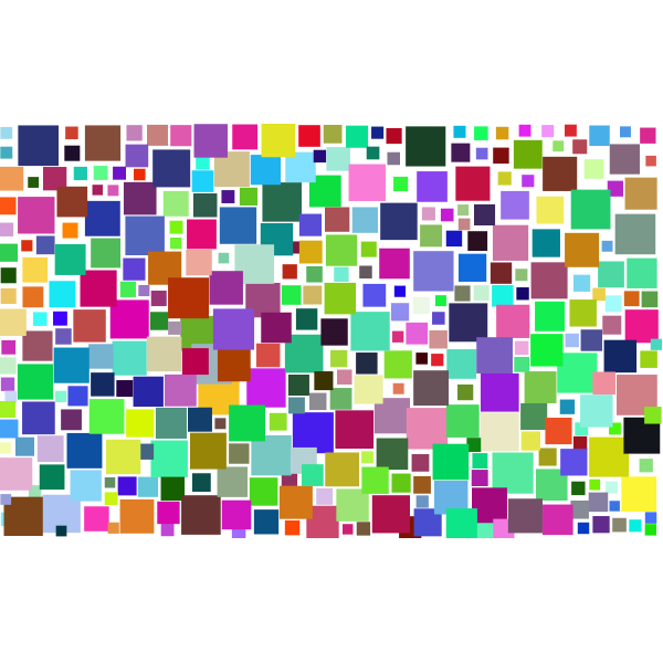 Prismatic Abstract Squares