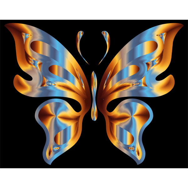 Prismatic Butterfly 13