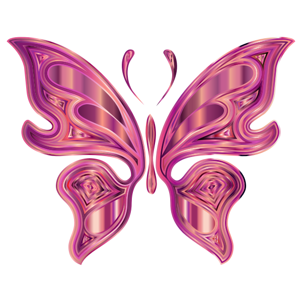 Prismatic Butterfly 7 Variation 4