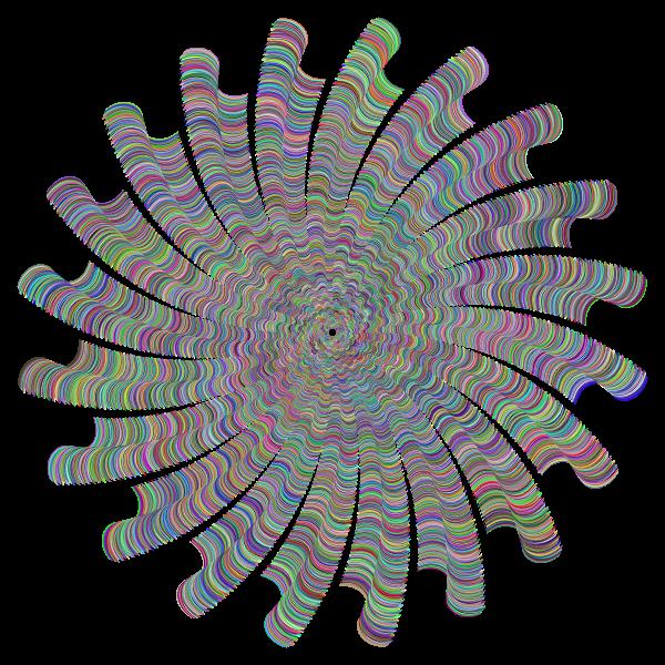 Prismatic Cyclonus No Background