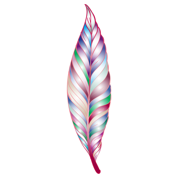 Prismatic Feather