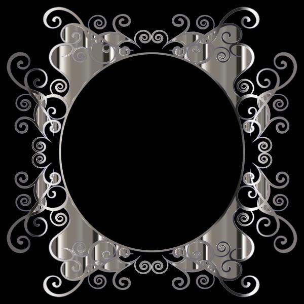Prismatic Flourish Frame 5