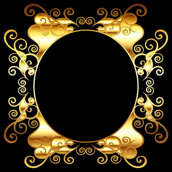 Prismatic Flourish Frame 6