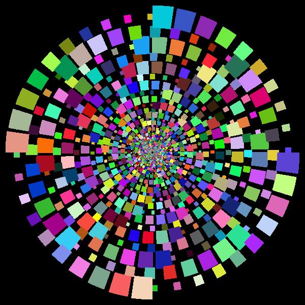Prismatic Geometric Vortex