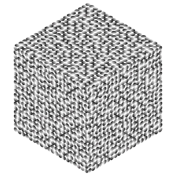 Prismatic isometric circles in cube