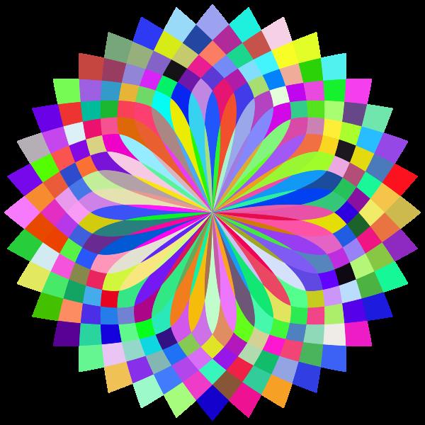 Prismatic Lotus Bloom 2 Variation 3