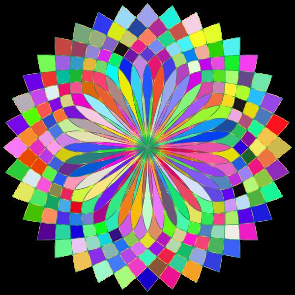 Prismatic Lotus Bloom 2 Variation 4
