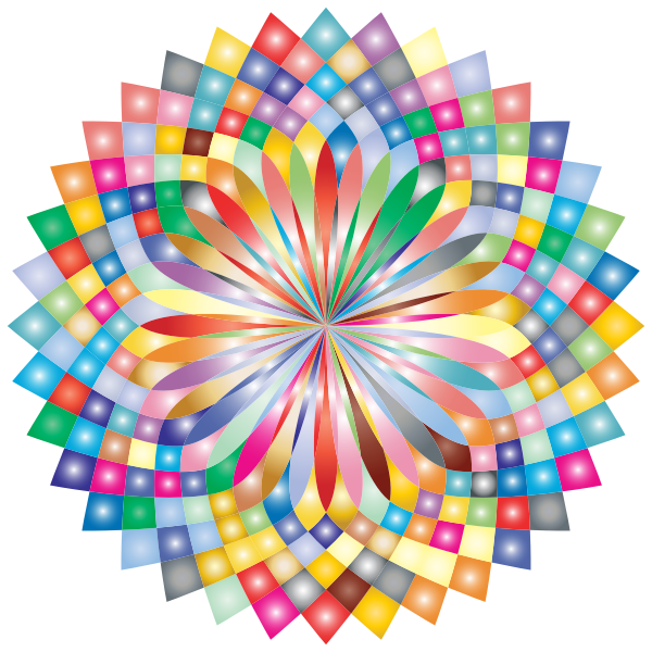 Prismatic Lotus Bloom 3