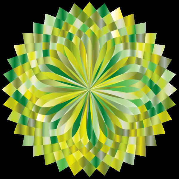 Prismatic Lotus Bloom 5 Variation 2