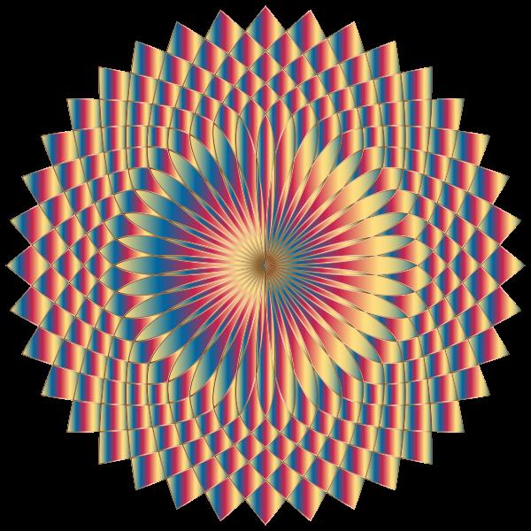 Prismatic Lotus Bloom 7