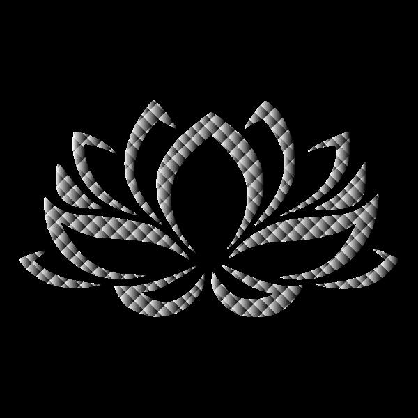 Prismatic Lotus Flower 6