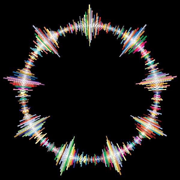Prismatic Sound Amplitude Frame 2