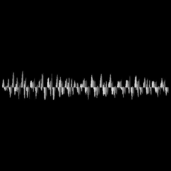Prismatic Sound Wave Zoomed 3
