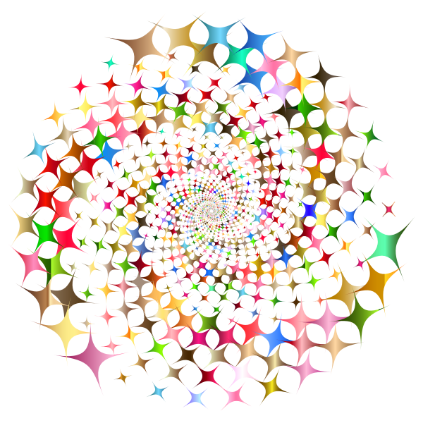 Prismatic Starburst Vortex 3