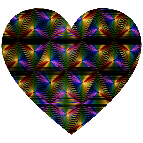 Prismatic Triangular Heart