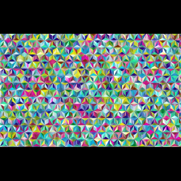Prismatic Triangular Pattern 2