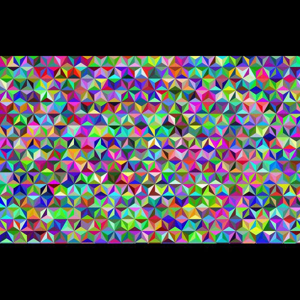Prismatic Triangular Pattern