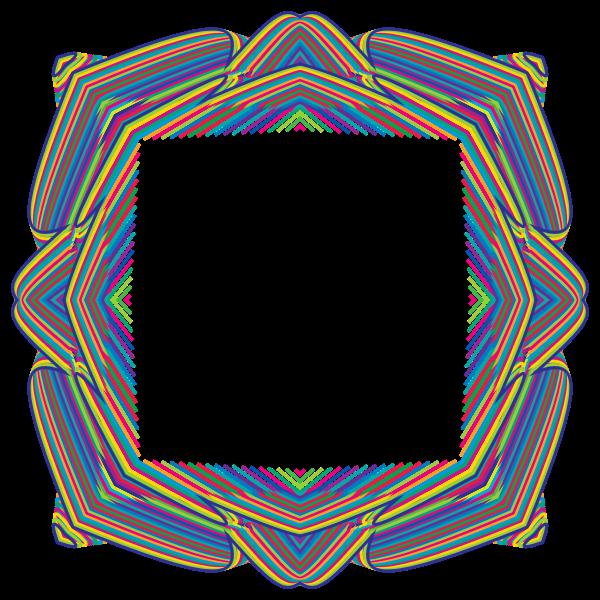 Prismatic Waves Frame 6