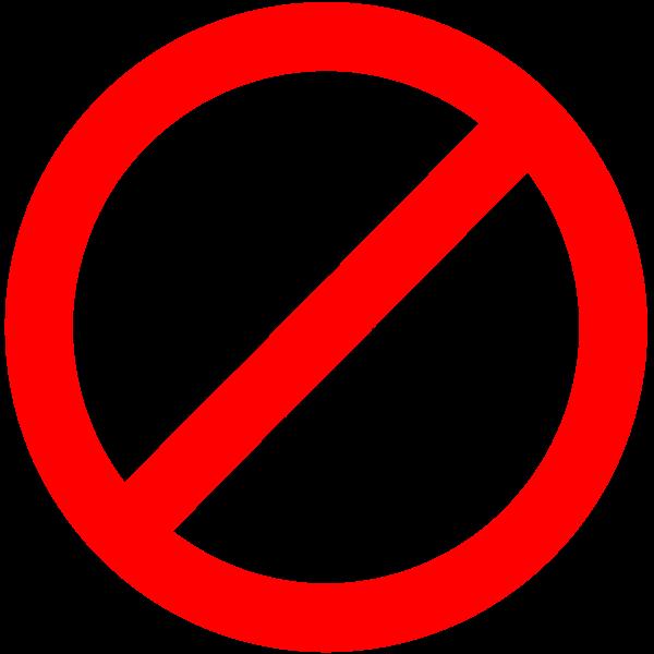 Prohibit ball games