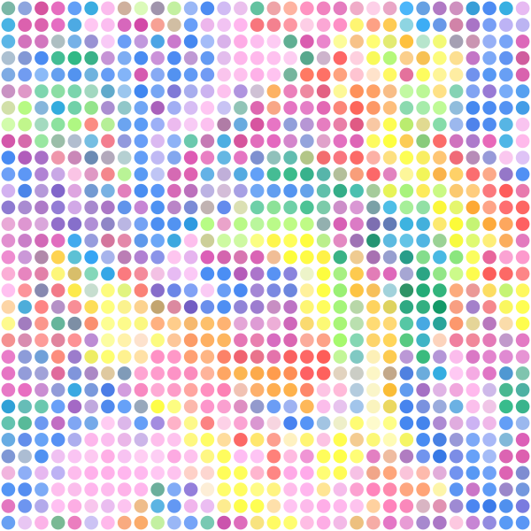 Psychedelic Dots