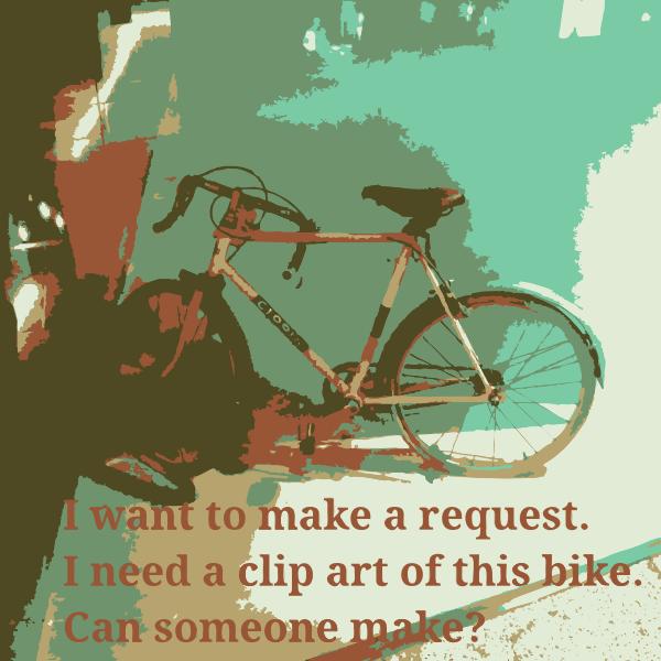 REQUEST: Gloria Italian Bicycle