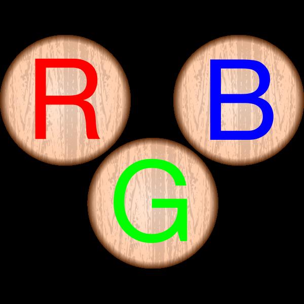RGB barrels