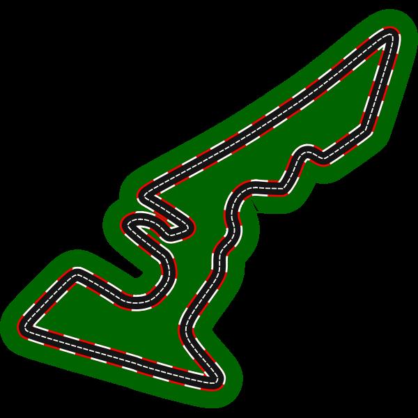 Race Circuit Americas Clip Art